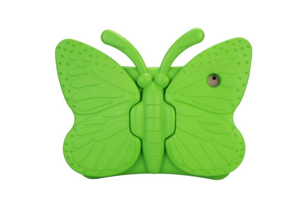 iPad 2017 9.7 inch Kinderhoes vlinder Groen
