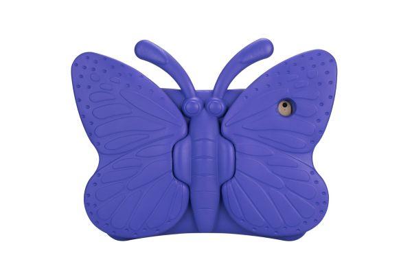 iPad 2018 9.7 inch Kinderhoes vlinder Paars