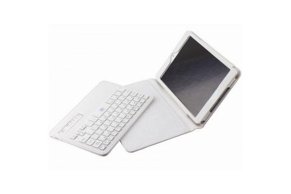Samsung Tab A 7.0 hoes met toetsenbord wit T280 T285