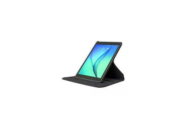 Samsung Galaxy Tab S2 8.0 inch PU leer Draaibare Hoes Zwart