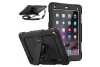 iPad 2017 9.7 inch Bumper Case met schouderband zwart