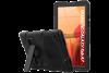 Samsung Tab A7 model 2020 10.4 inch Bumper Case met ingebouwde kickstand zwart