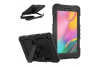 Samsung Tab A8 model 2019 Bumper Case met schouderband zwart