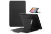 Samsung Galaxy Tab A 10.1 Inch tablethoes 2019 - bescherming met 3 lagen - Magnetisch - met kaarthouder - Zwart